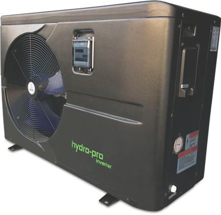 Poolheizung Luft//Wasser Wärmepumpe HYDRO PRO INVERTER 21 KW aus Edelstahl